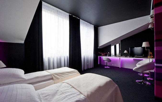 Tweepersoonskamer van hotel Best Western Plus Kraków Old in Krakau