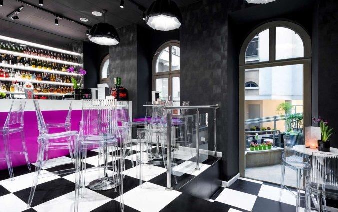 Bar van hotel Best Western Plus Kraków Old in Krakau