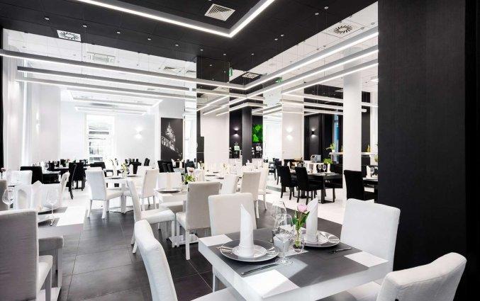 Restaurant van hotel Best Western Plus Kraków Old in Krakau