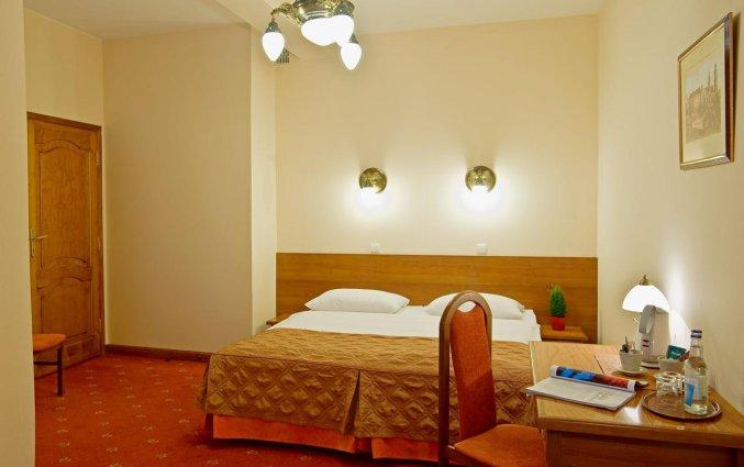 Tweepersoonskamer van Hotel Regent in Krakau