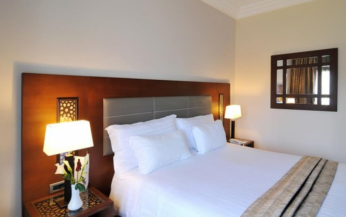 Tweepersoonskamer van Hotel Palais Medina & Spa in Fez