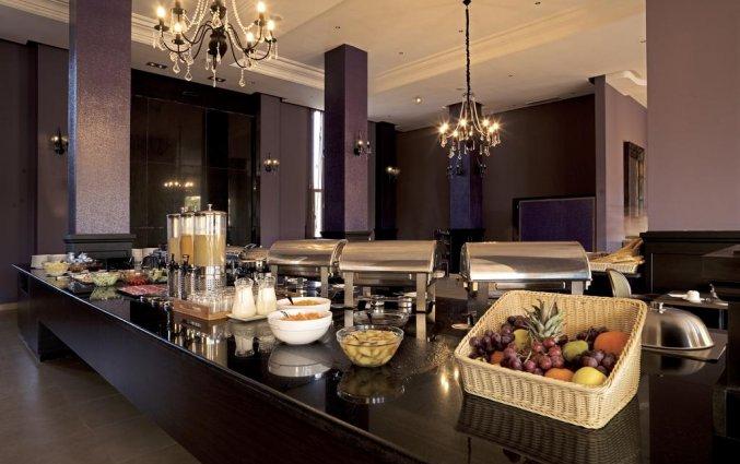 Ontbijtbuffet van Hotel Palais Medina & Spa in Fez