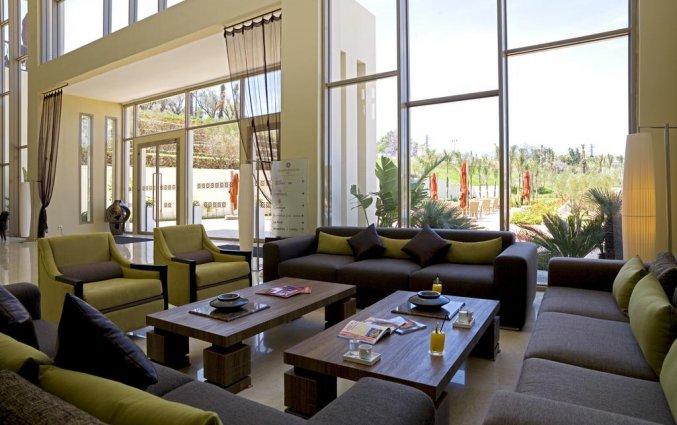 Lounge van Hotel Palais Medina & Spa in Fez