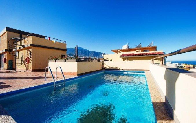 Zwembad van Hotel Marquesa op Tenerife