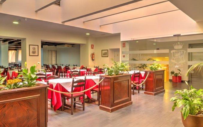 Restaurant van Hotel Marquesa op Tenerife