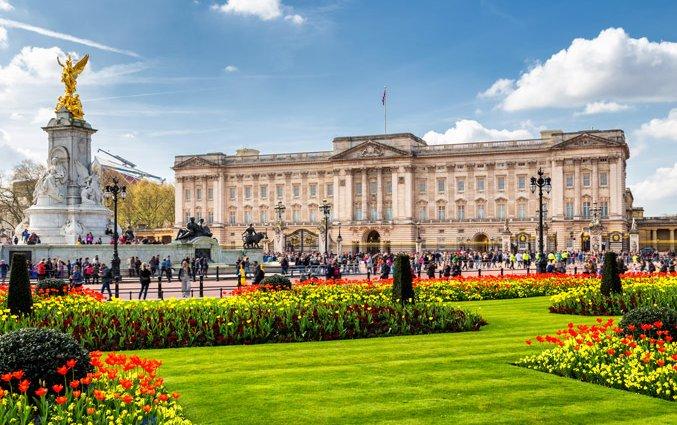 Buckingham - palace