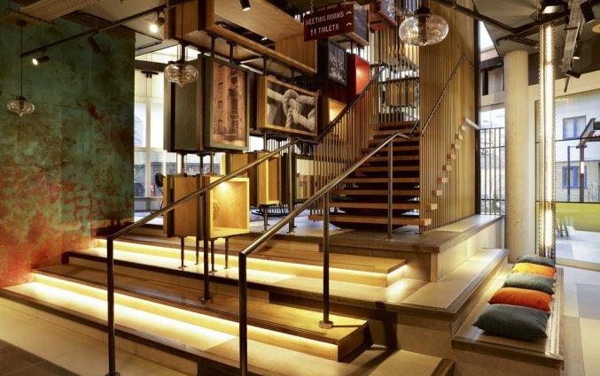 Trap van Hotel Novotel Canary Wharf in Londen