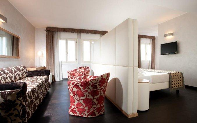Standaars kamer in Hotel Ambasciatori in Venetië