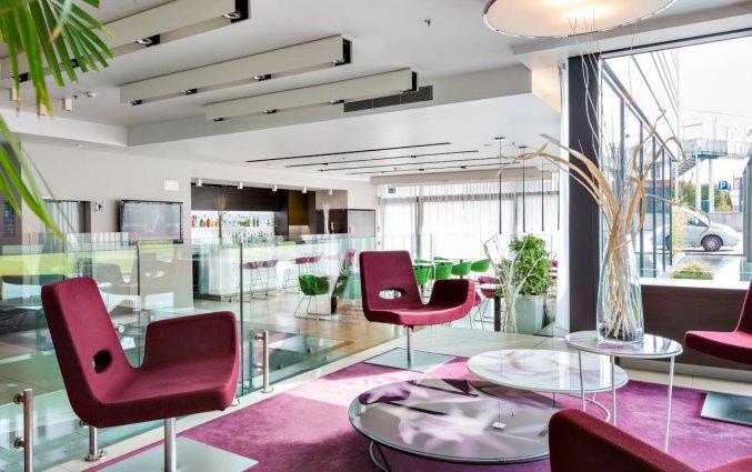 Lounge van hotel Hilton Garden Inn Venice Mestre San Giuliano in Venetie