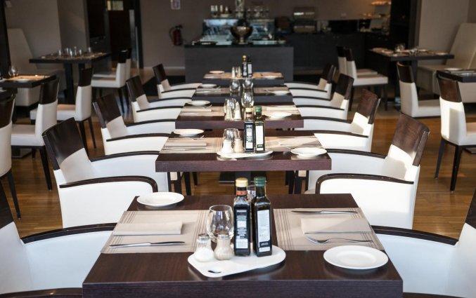 Restaurant van hotel Hilton Garden Inn Venice Mestre San Giuliano in Venetie