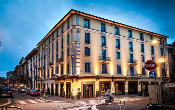 Gebouw van WorldHotel Casati 18 in Milaan