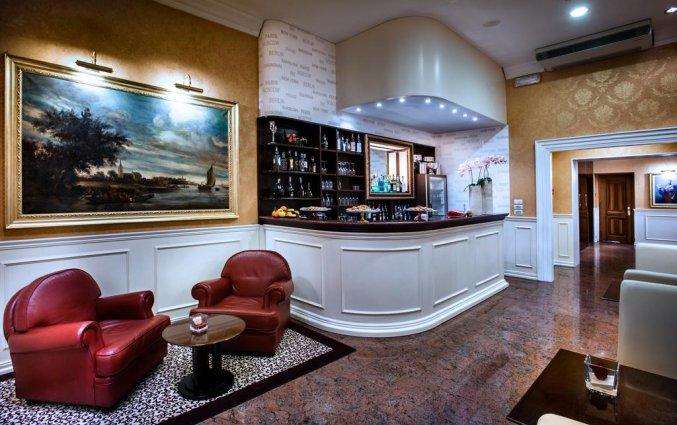Lobby van WorldHotel Casati 18 in Milaan
