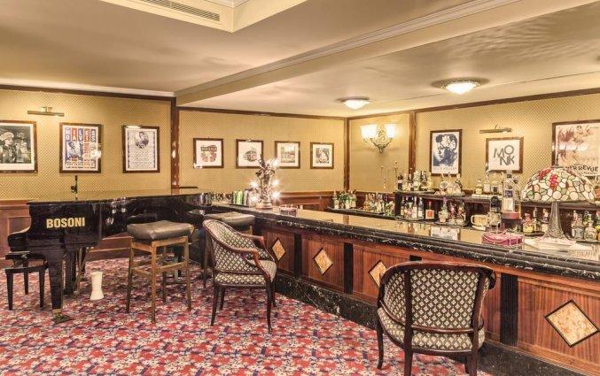 Bar van Grand Hotel ADI Doria in Milaan