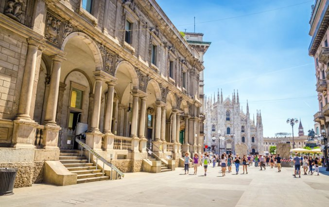 Milaan - Duomo