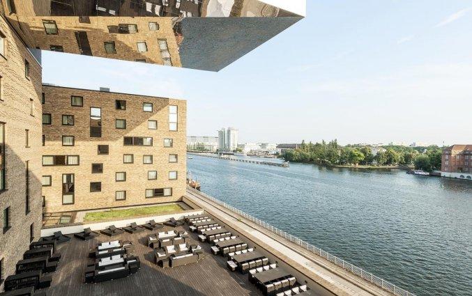 Gebouw van Hotel NHow in Berlijn