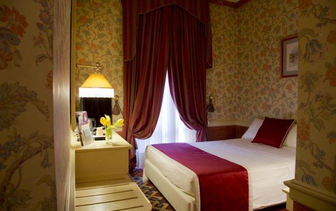 2persoonskamer van Hotel iH Milano Regency Milaan Italië