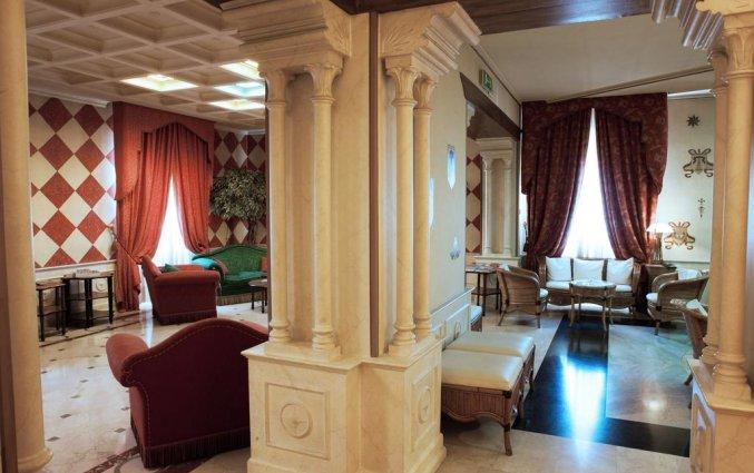 Lounge ruimte van Hotel iH Milano Regency Milaan Italië