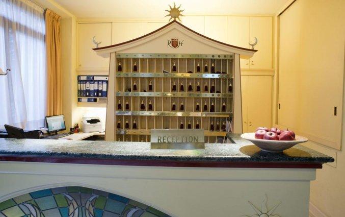 De receptie van Hotel iH Milano Regency Milaan Italië