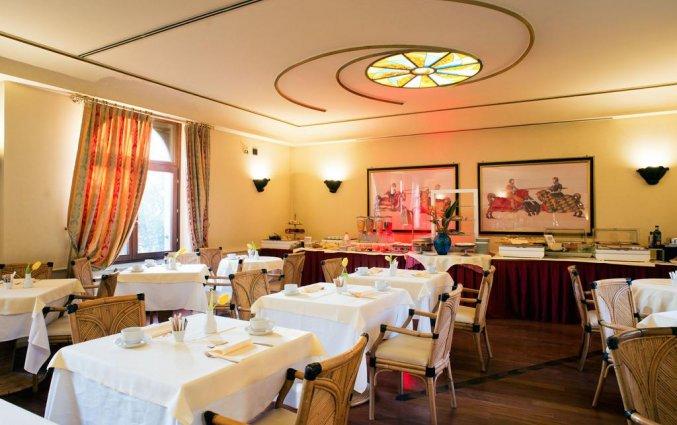 Het restaurant van Hotel iH Milano Regency Milaan Italië