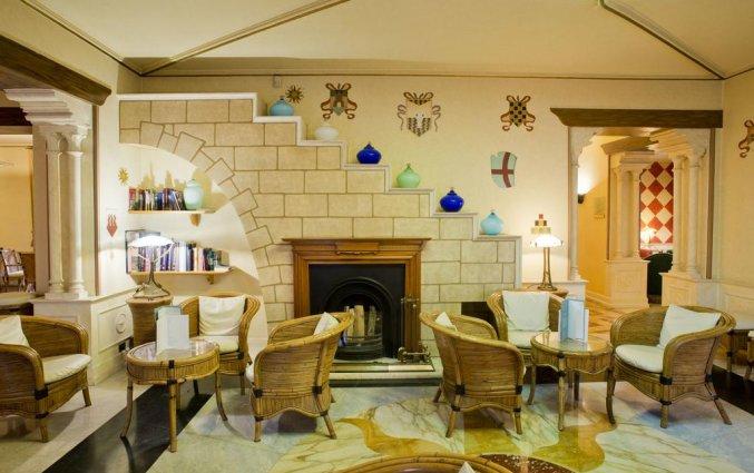 Zithoek van Mercure Hotel iH Milano Regency Milaan Italië