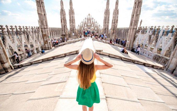 Milaan - Dakterras Duomo
