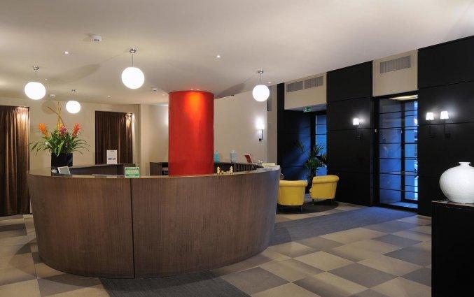 Lobby van Hotel IH Milano Ambasciatori Milaan