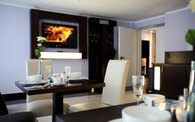 Restaurant hotel Lützow  Berlijn