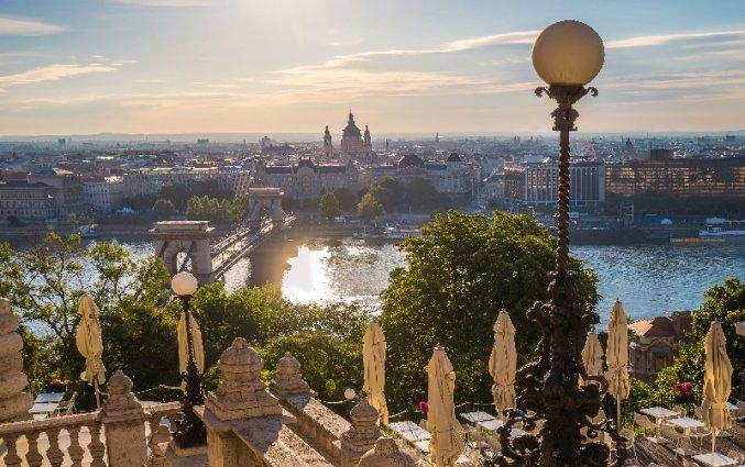 Budapest - Uitzicht