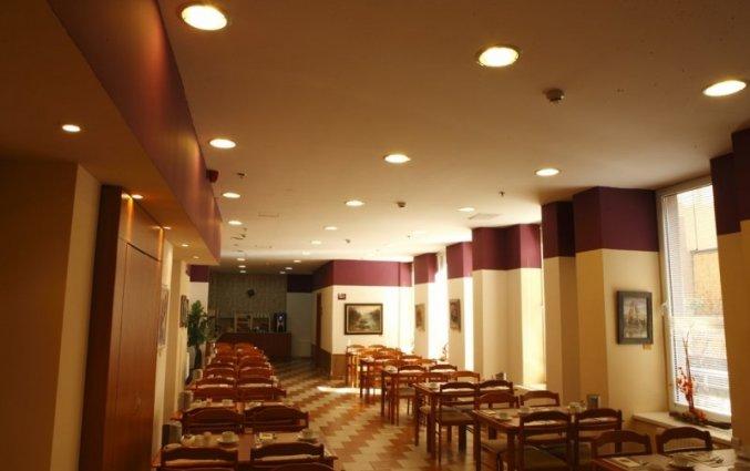 Restaurant van Hotel Six Inn Budapest