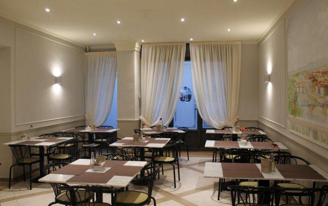 Ontbijtzaal van Hotel Albergo Firenze in Florence