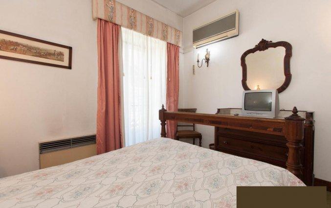 Tweepersoonskamer van Hotel LX Rossio in Lissabon