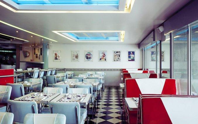 Restaurant van Hotel Florida in Lissabon