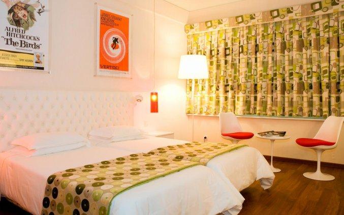 Tweepersoonskamer van Hotel Florida in Lissabon