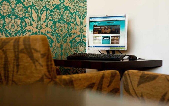 Lounge van Hotel Dom Afonso Henriques in Lissabon