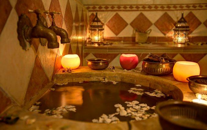 Hamam van Hotel Amani Appart in Marrakech