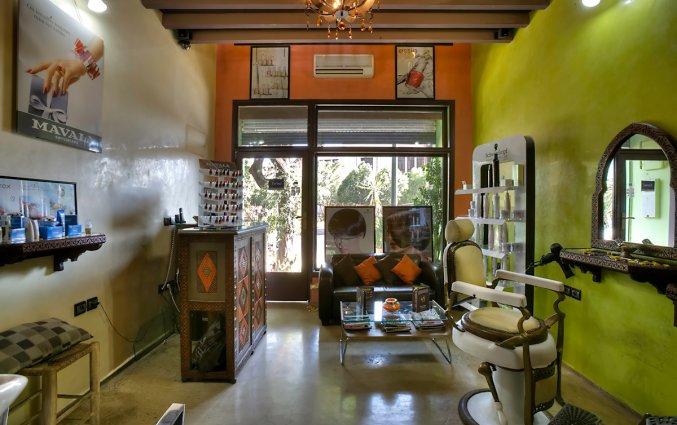 Entree van Hotel Amani Appart in Marrakech