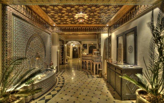 Lobby van Hotel Amani Appart in Marrakech