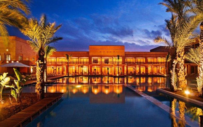 Gebouw van Hotel du Golf Rotana in Marrakech