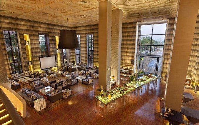 Restaurant van Hotel du Golf Rotana in Marrakech