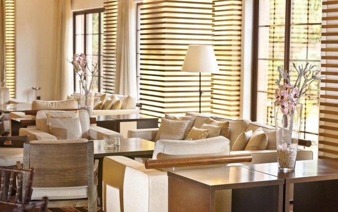 Lounge van Hotel du Golf Rotana in Marrakech
