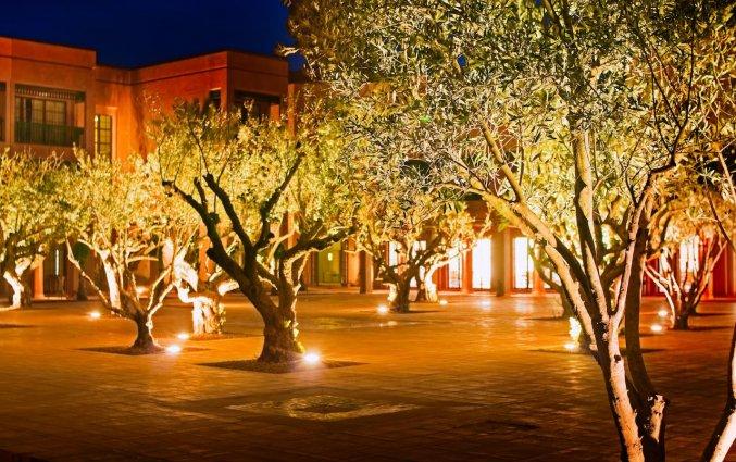 Tuin van Hotel du Golf Rotana in Marrakech