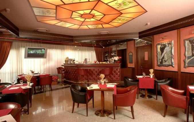Eetzaaltje van Hotel Best Western Antares Concorde in Milaan