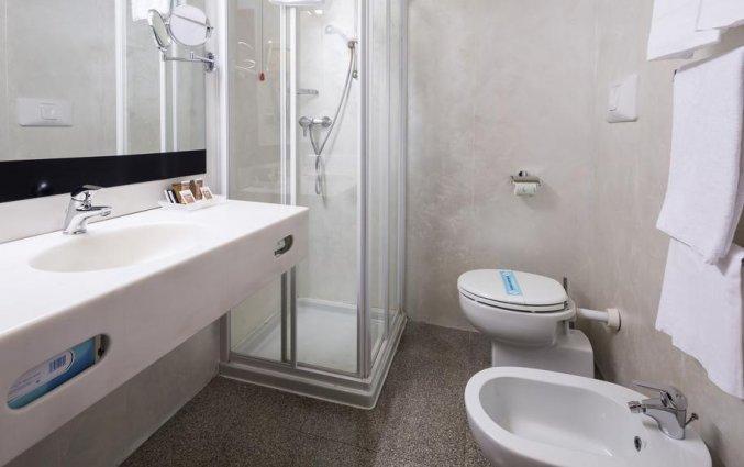 Badkamer van Hotel Best Western Antares Concorde in Milaan