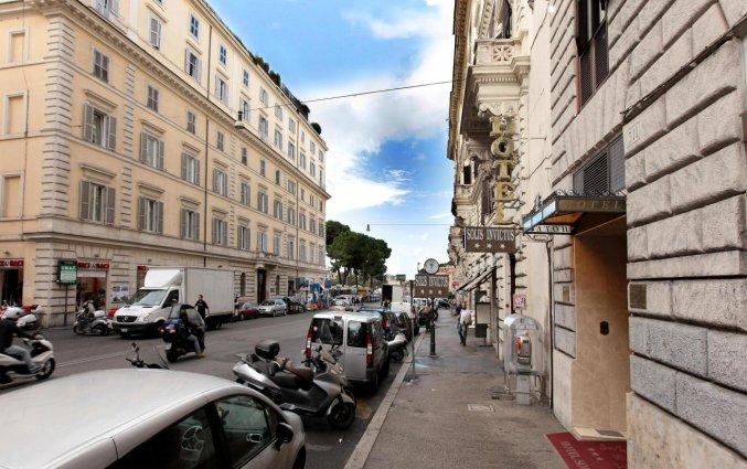Hotel Solis in Rome