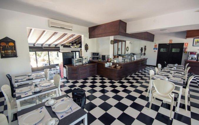 Restaurant van hotel Azuline Galfi