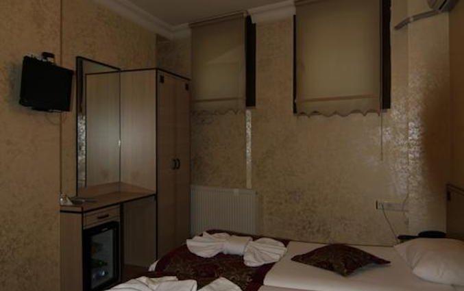 Tweepersoonskamer van Hotel Art City in Istanbul