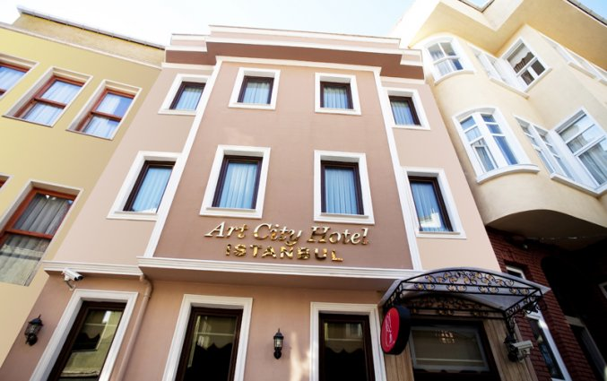 Hotel Art City in Istanbul