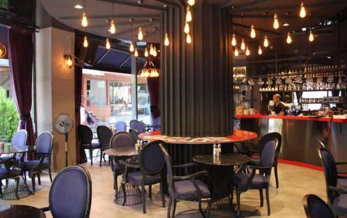 Restaurant van Hotel Naumpasa Konagi in Istanbul