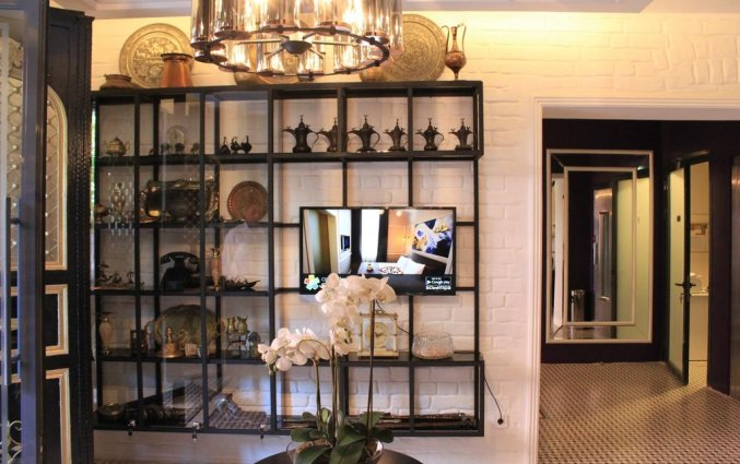 Lounge van Hotel Naumpasa Konagi in Istanbul
