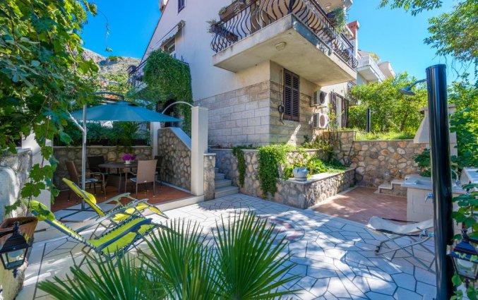 Gebouw van een appartement van Appartementen Lia in Dubrovnik